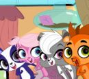 The Littlest Pet Shop Pets