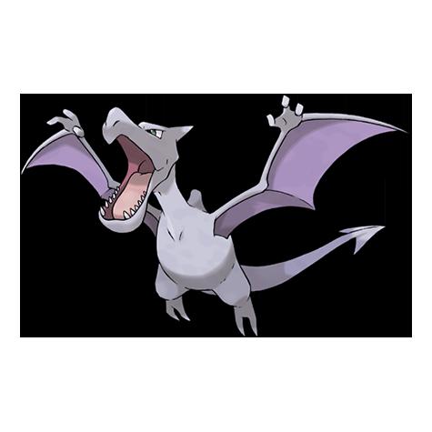 Aerodactyl pok mon wiki wikia - Pokemon y ptera ...