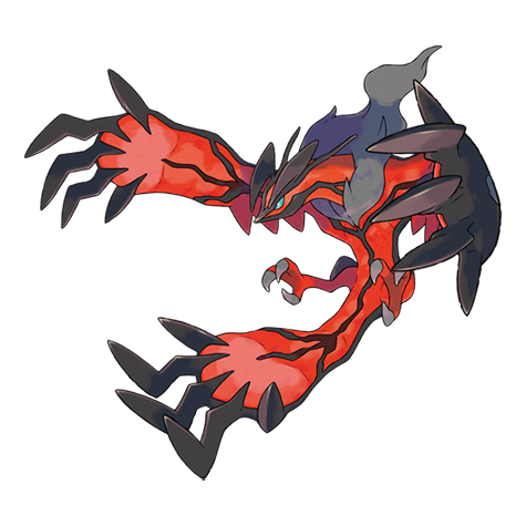 717yveltal for Pokemon yveltal coloring pages