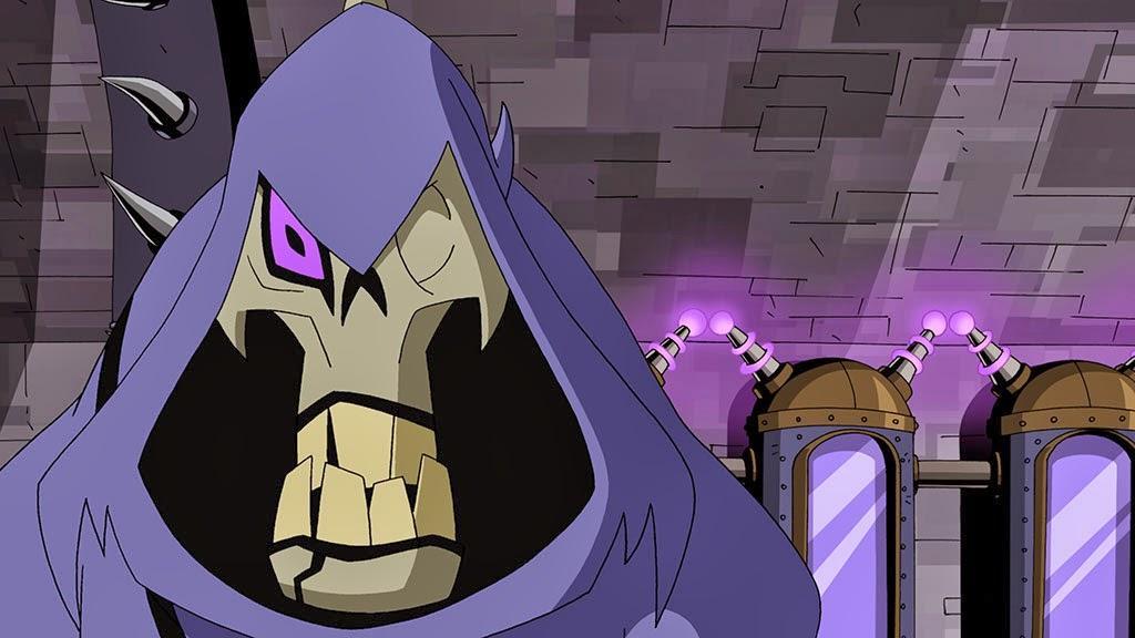 Ben 10 Omniverse: Galactic Monsters : Shakefire.com