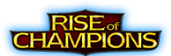 Rise of Champions Wiki Wordmark