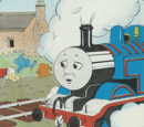 Thomas Spoils the Washing
