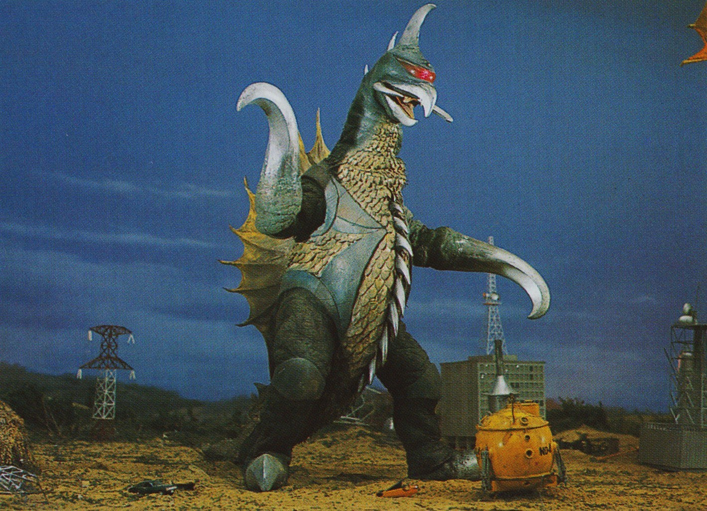 Gigan | Wikizilla, the Godzilla Resource and Wiki