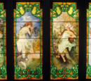 Candor/Smith Museum of Stained Glass Windows