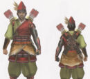 Samurai Warriors 4 Unit Images