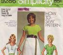 Simplicity 9286 A