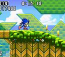 Zonas de Sonic Advance 2