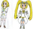 Cure Future/Mirai Hoshikari