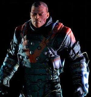 Electrocutioner - Arkh... Scarecrow Mask Arkham City