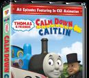 Calm Down Caitlin (Malaysian DVD)