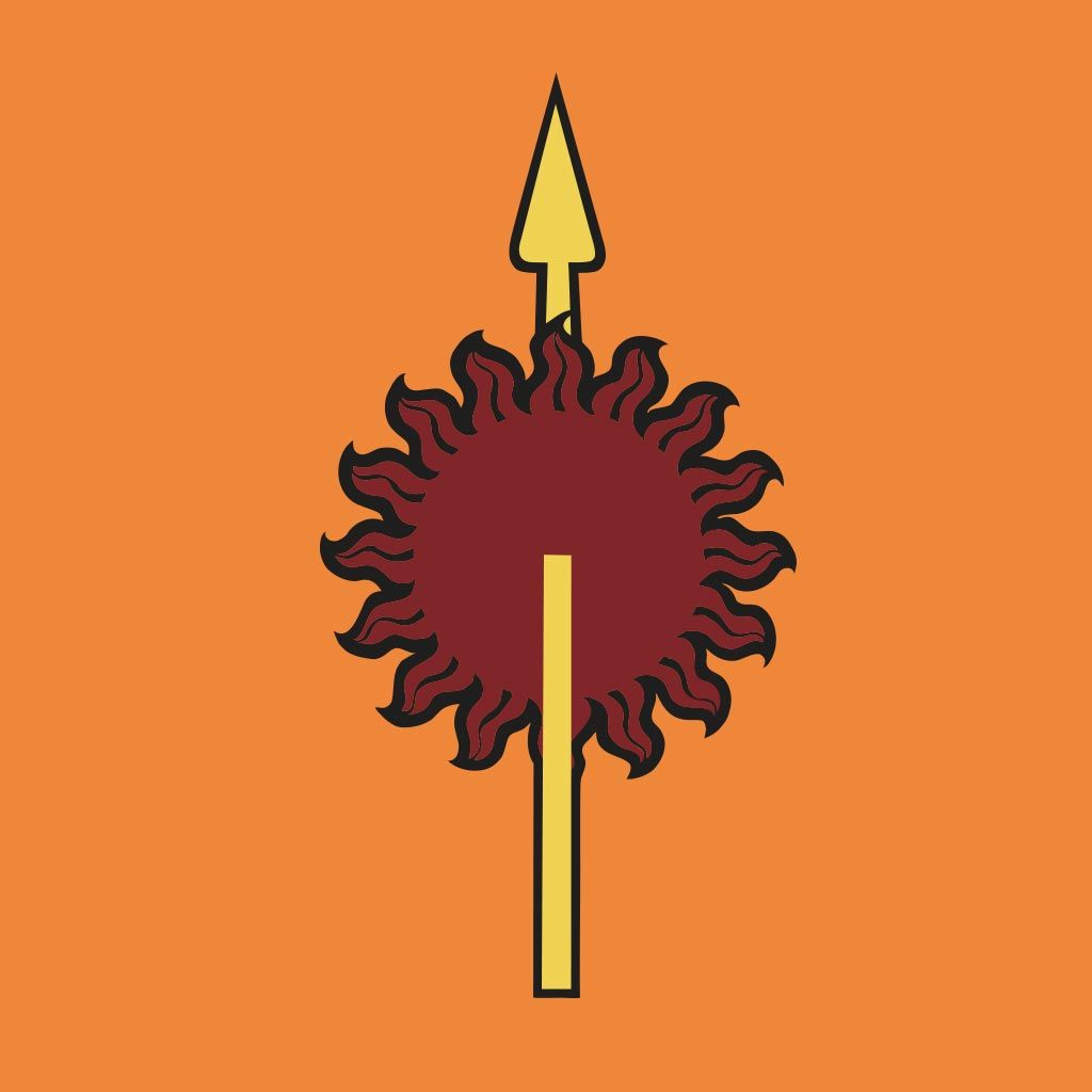 """No Spoilers Con Of Thrones The Night King And A Child: (Spoilers All) What Is The """"correct"""" Martell Sigil? : Asoiaf"""