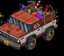 Fireworks Truck