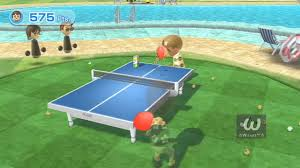 Table tennis wii sports wiki games miis hints and - Wii sports resort table tennis cheats ...