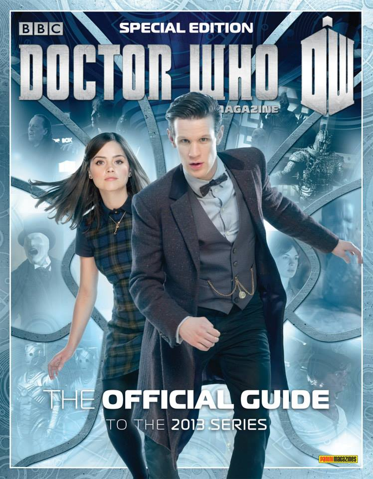 Doctor Who Magazine  DWM_SE_35_The_Official_Guide_to_the_2013_Series_