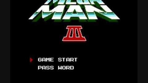 Mega Man 3 for NES - Ending Theme