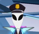 Alien Chief of Security
