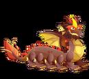 Dragón Ciempiés