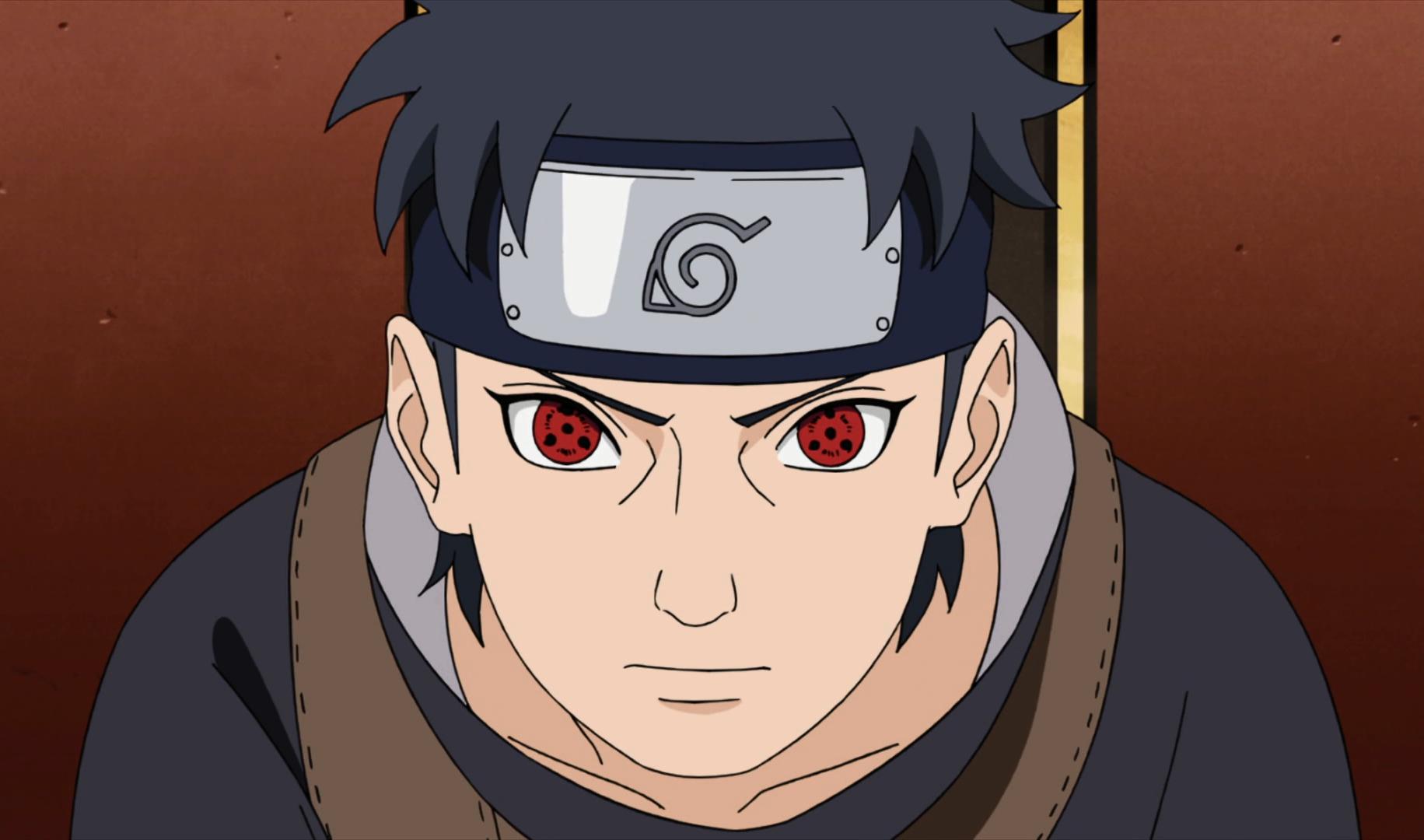 Shisui Uchiha Naruto Phần 2