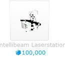 Laserstación Intelirayo