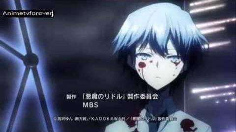 (OP)Opening Akuma no Riddle 悪魔のリドルOP1 HD Full Opening 2014 720p