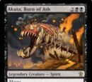 Akuta, Born of Ash