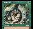 Albino Troll