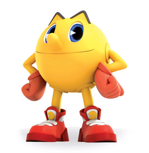 Characters - Pac-Man and the Ghostly Adventures Wiki