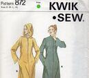 Kwik Sew 872