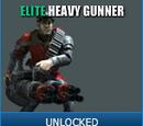 Elite Heavy Gunner
