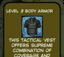 Level 3 Body Armor