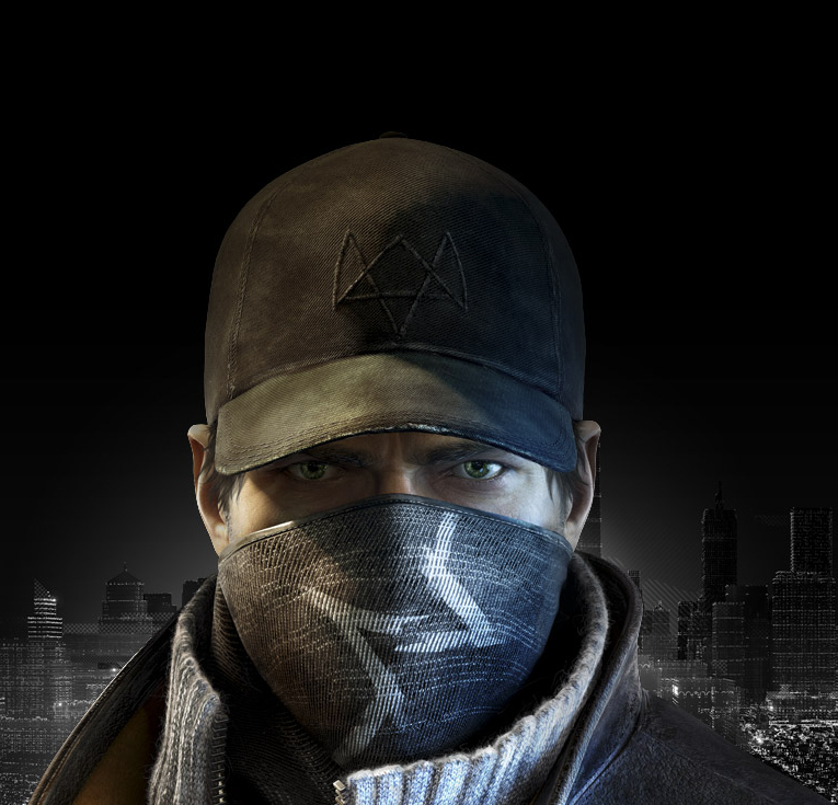 Watch Dogs Protagonist
