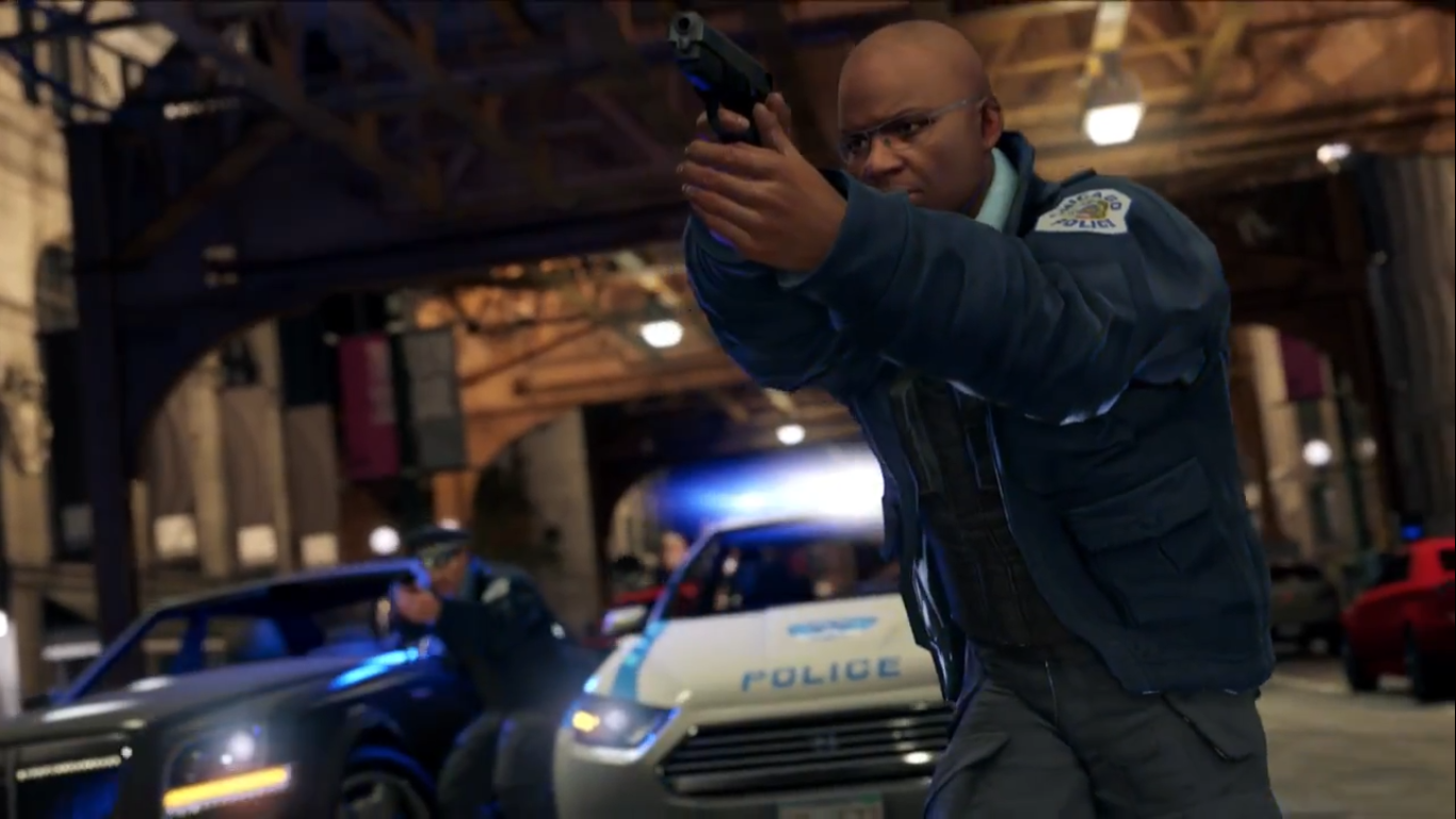 Chicago Police Department Watch Dogs Wiki