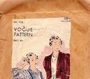 Vogue 7158 A