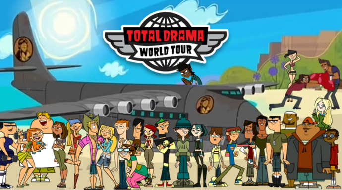 Total Drama World Tour Total Drama The Roleplay Wiki