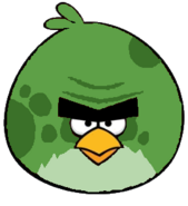 angry birds space terence - photo #13