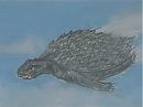Gamera vs. Garasharp Storyboard 5.png