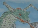 Gamera vs. Garasharp Storyboard 3.png