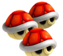 Triple Red Shell (Item)