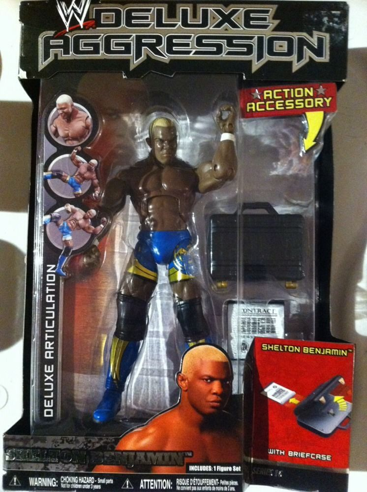 FileWWE Deluxe Aggression 16  Shelton Benjamin Roh