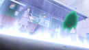 Yukine making a boundary.png