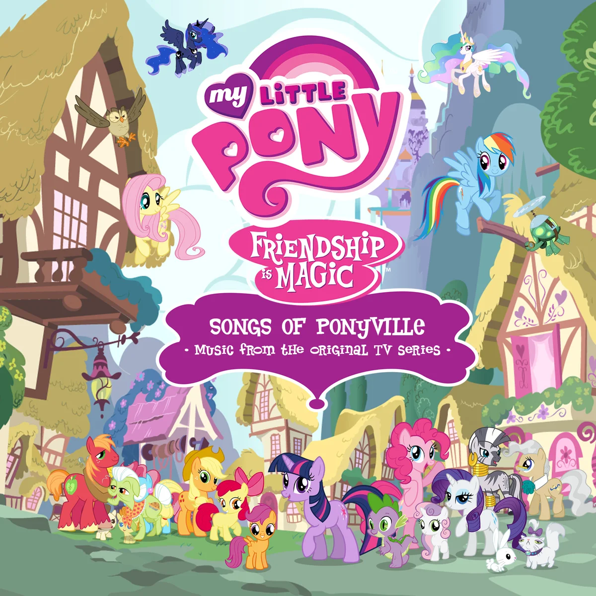 Songs of Ponyville - My Little Pony Friendship is Magic Wiki - photo#44