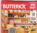 Butterick 4690 A