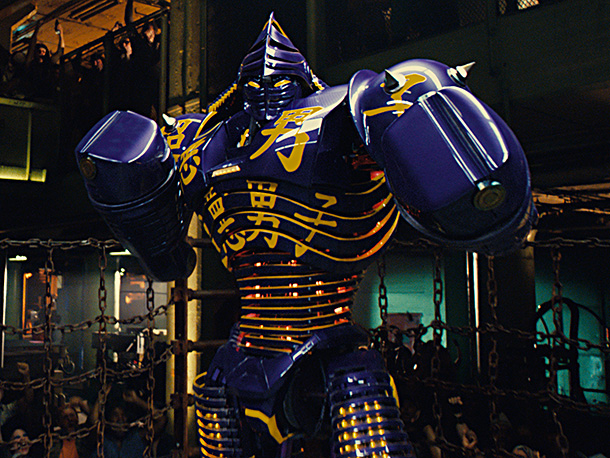 Noisy Boy - Real steel Wiki