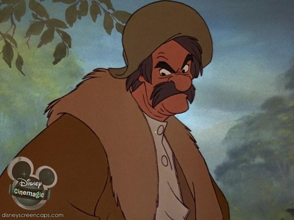 Amos Slade - Disney Wiki