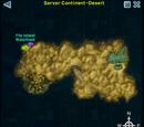 Server Continent Desert