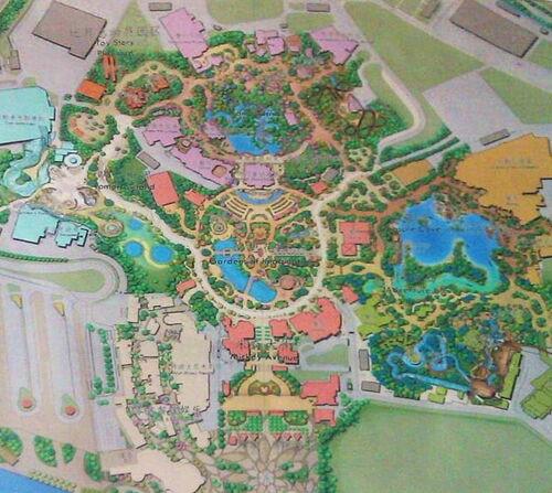 Shanghai Disneyland Disney Parks Wiki Wikia