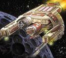 Stíhačka TL-118 StarHammer