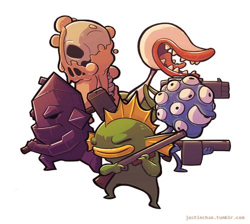 nuclear throne steroids