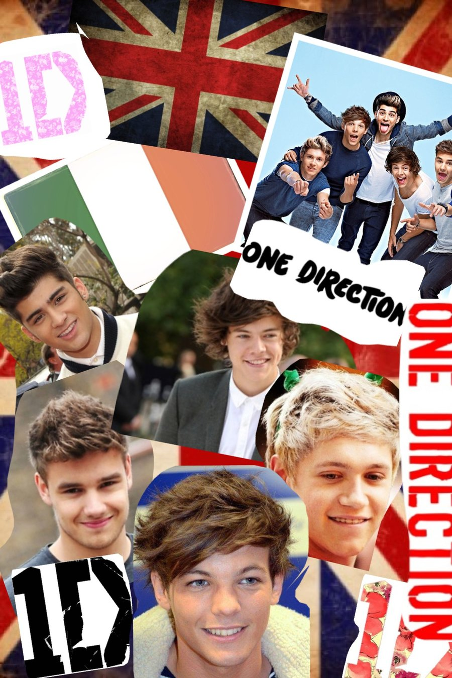 Background Pictures of One Direction File:one Direction Background