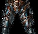Hell Hunter's Legplates